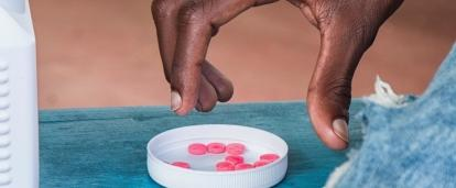 Durante nuestras Pasantías de Farmacología en Ghana, nuestros pasantes adquieren experiencia internacional.
